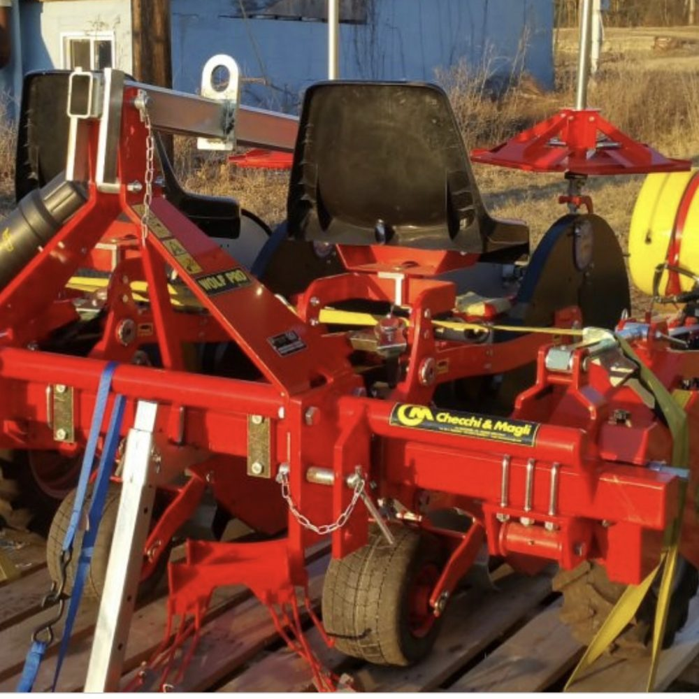 New WOLF PRO, VERSATILE HEMP Planter Available for Immediate Shipping from PA $27,500