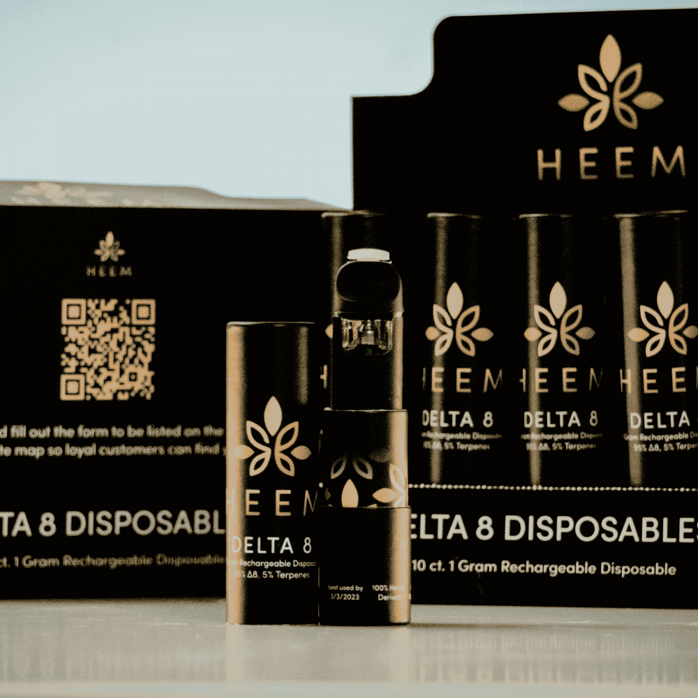 DELTA 8 Disposables / CARTS (1 GRAM)