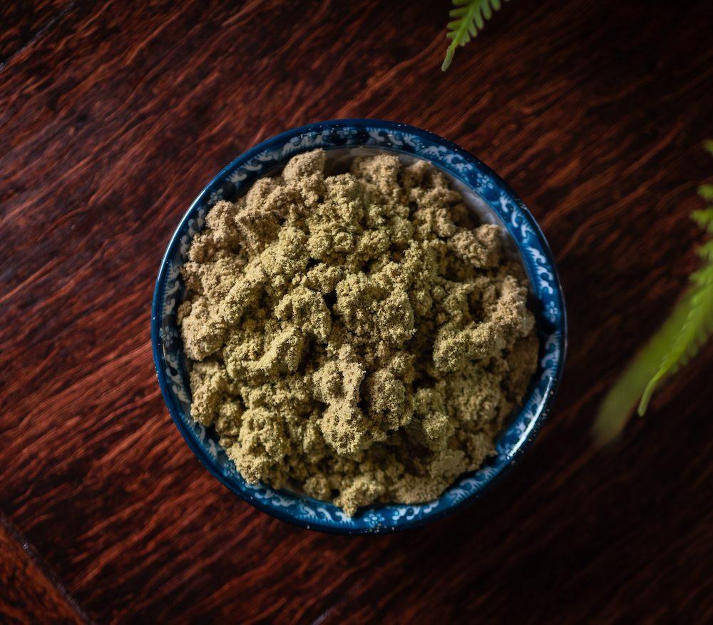 USDA Organic CBD and CBG Keif $250 a Pound