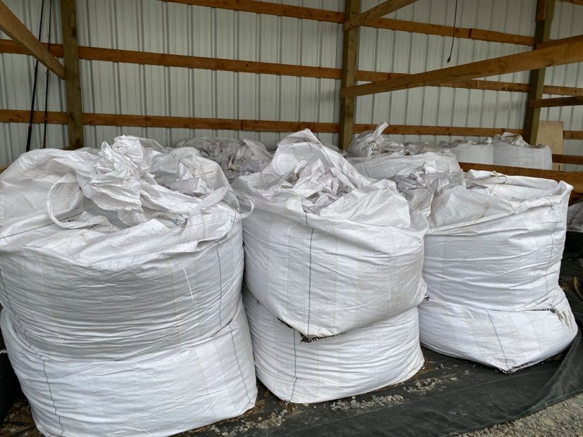 HEMP BIOMASS FOR SALE - BAOX