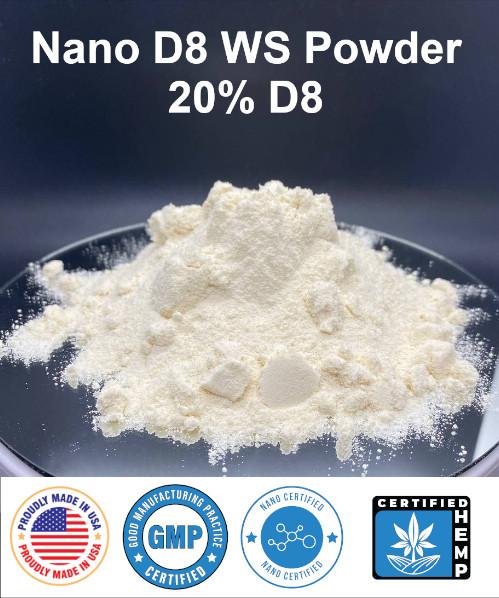 NANO DELTA 8 WS POWDER 20%   Sweetener Inhibitor  + Bitter Blocker