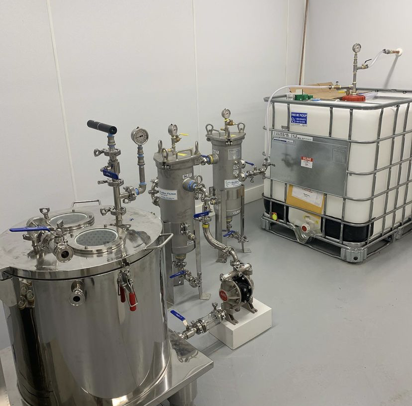 On-Farm Extraction Package: Solventless Terpene // Cryo-Ethanol // Short-Path Distillation