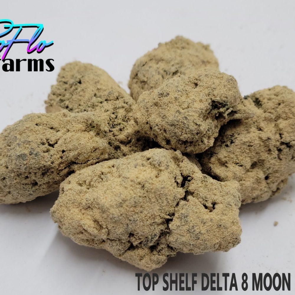 TOP SHELF DELTA 8 MOON ROCKS