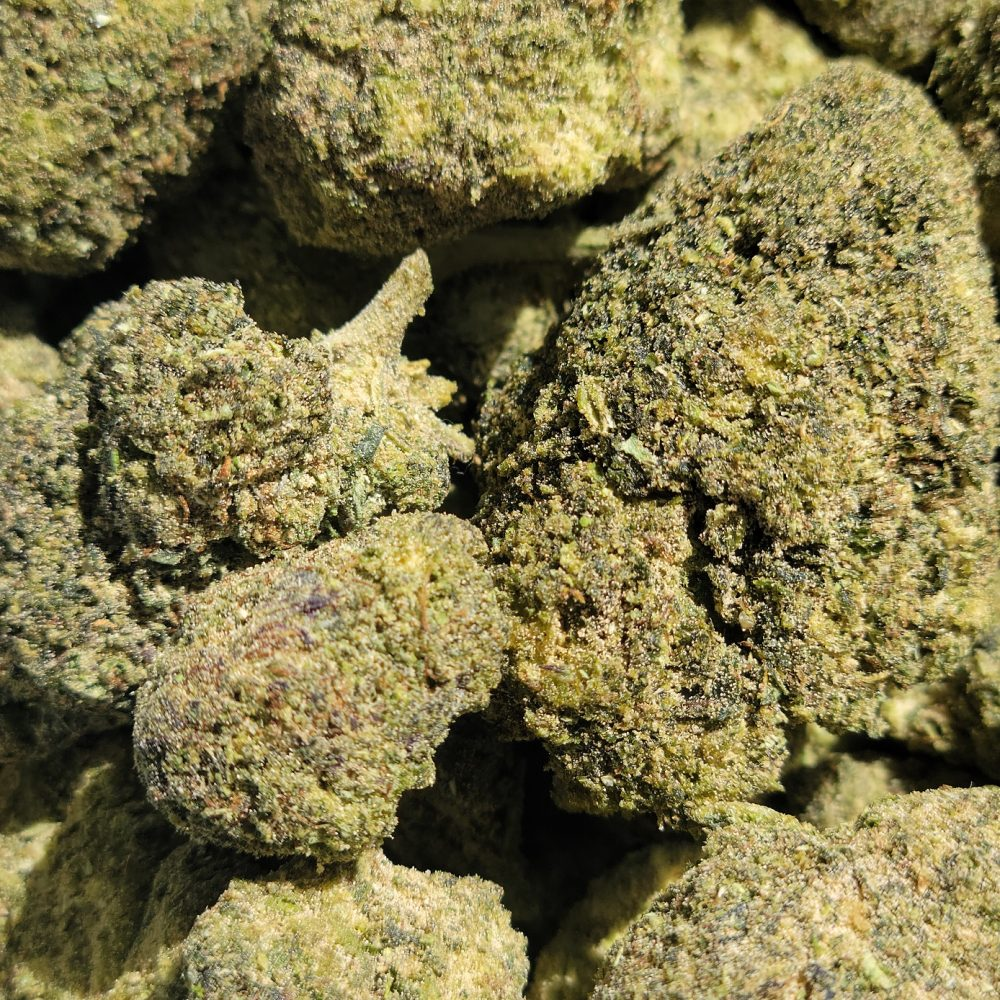 30% DELTA 8 FLOWER EXOTIC KUSH $600 SPECIAL WHILE SUPPLIES LAST