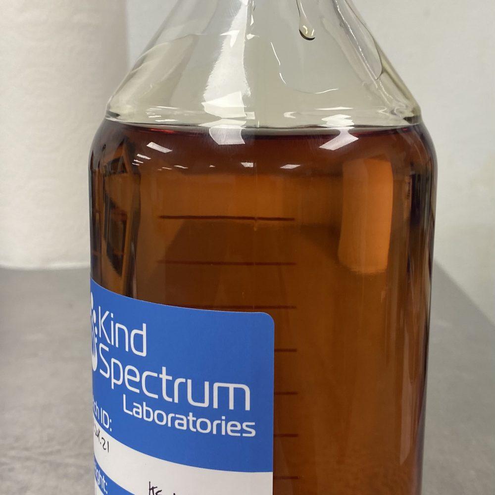 HHC distillate