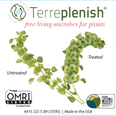Terreplenish - Nitrogen Fixing Soil Microbe For Plants