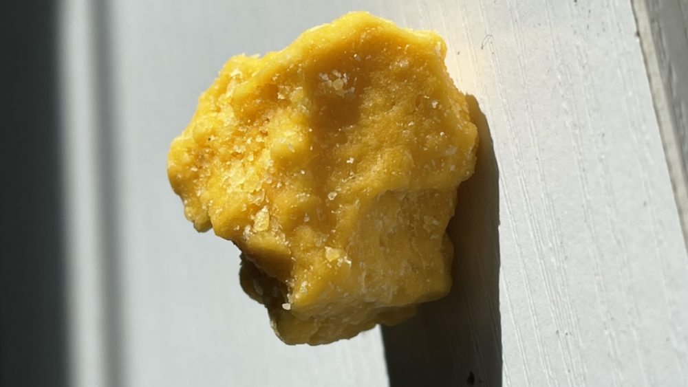 Insane CBD/D8 crumble, shatter, and diamonds!