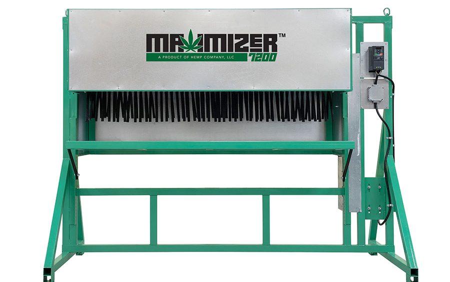 MAXIMIZER 7200 Automated Whole Plant Bucking Machine