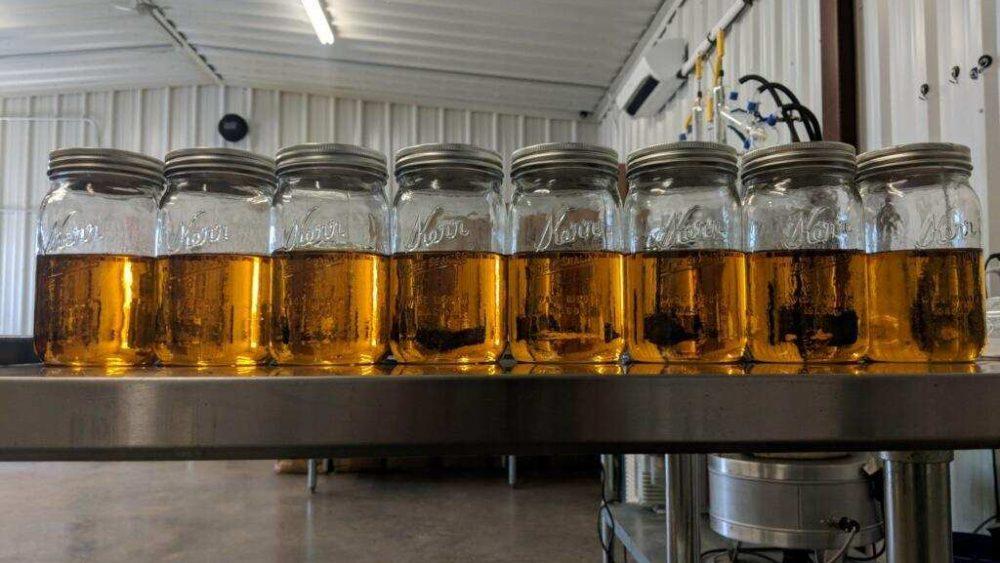 90% + Total Cannabinoids Full Spectrum Distillate