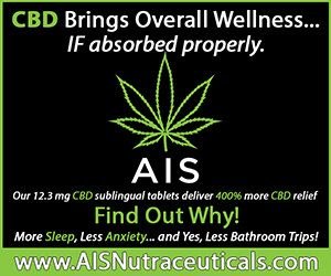 Patented Nano Process Delivers 12.3 mg CBD Sublingual Tablets  for Vastly Higher Absorption Rates