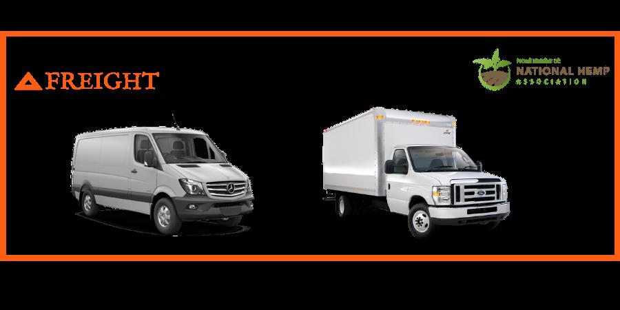 50+ lb Hemp Shipments - Fide Freight