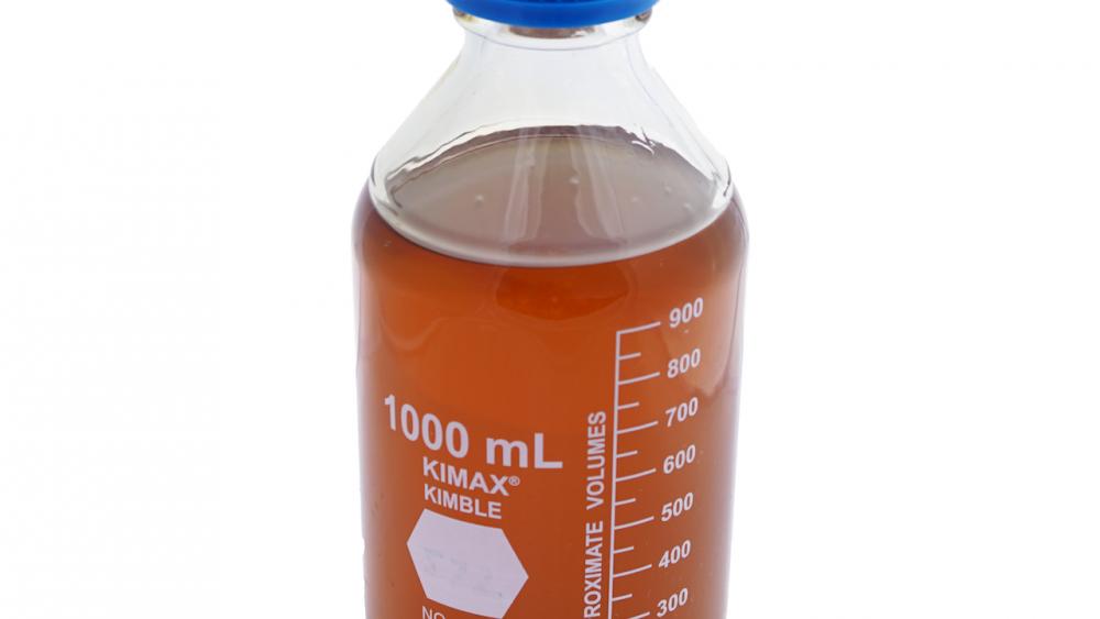 Stable Full Spectrum CBD Distillate