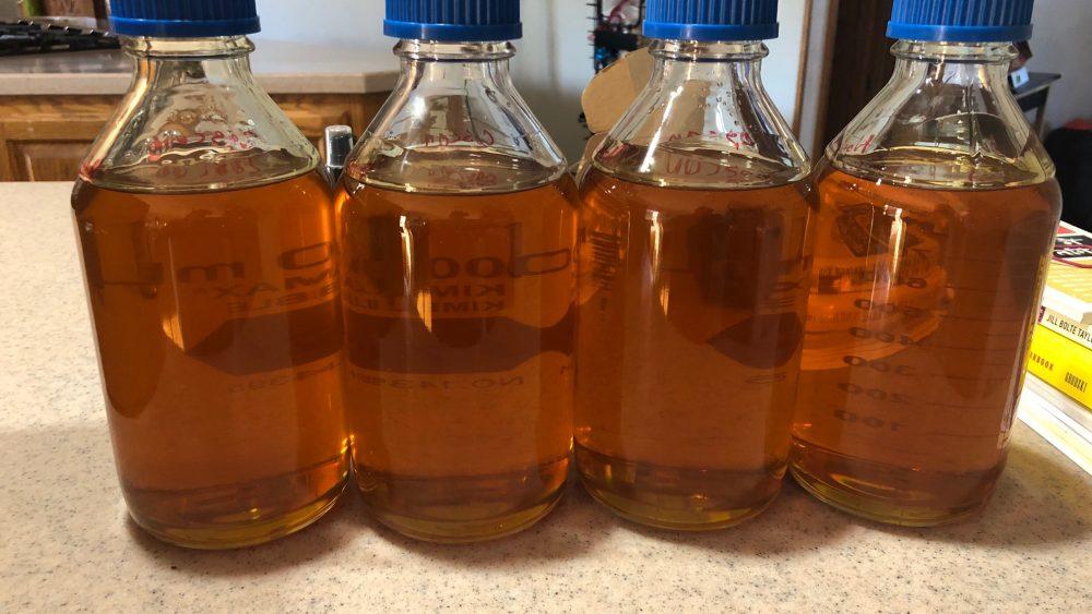 65% CBD Distillate