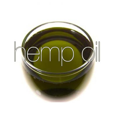Canadian Hemp Seed Oil