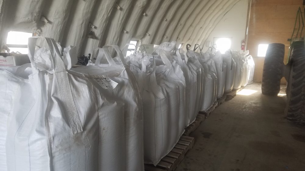 Hemp Grain for Sale - 20,000 lbs