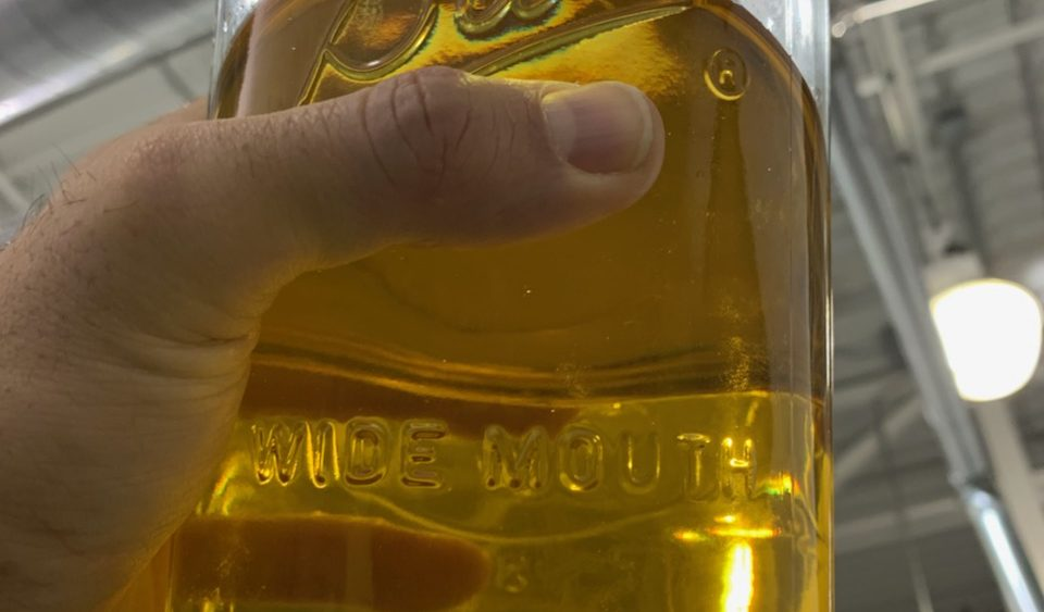 76% Full Spectrum Distillate
