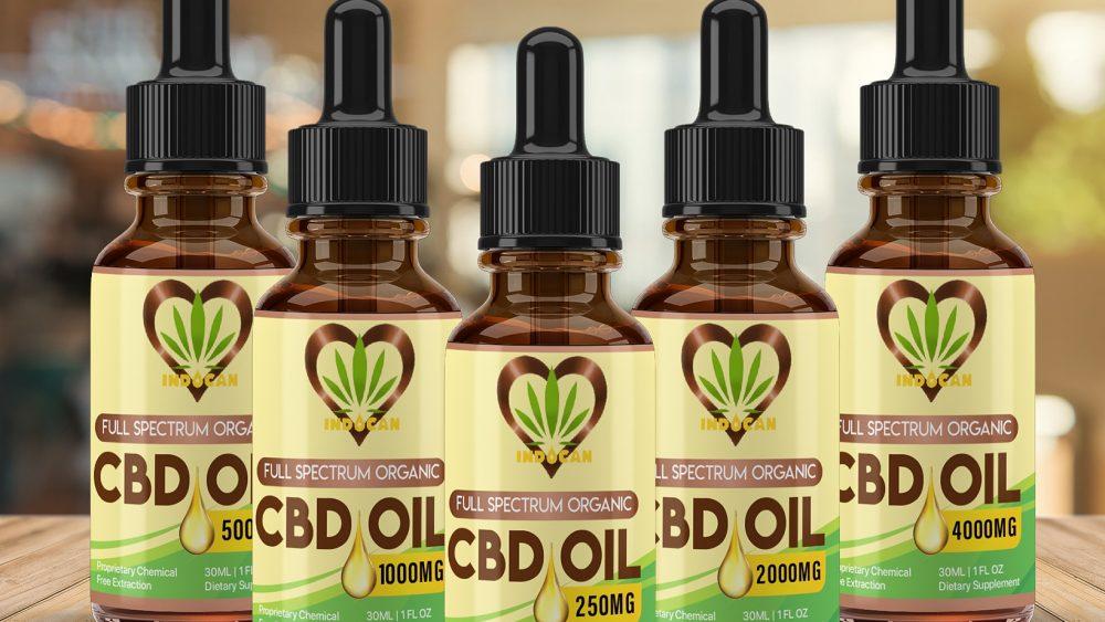 20% off our Full Spectrum Organic CBD Oil