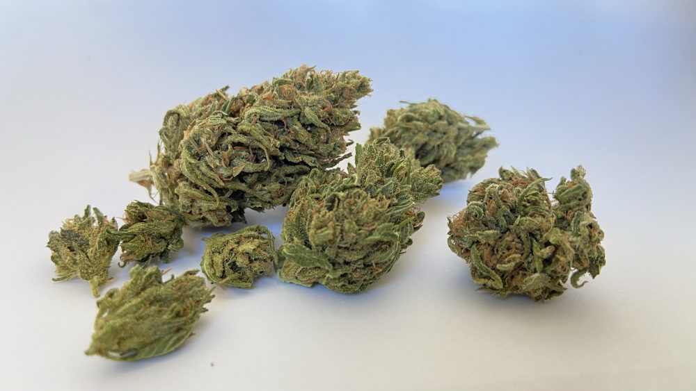 CBD Flower- C4 & CherryWine 15%- Western CO - $200 OBO + High Potency BioMass