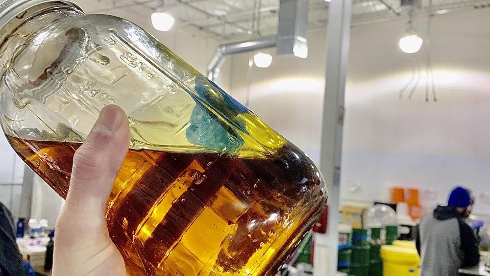 T-Free Distillate $2,500 a Kilo