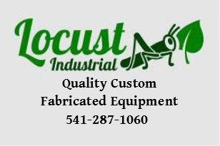 Welcome to Locust Industrial, your source for Custom Fabricated Hemp Machinery in Southern Oregon