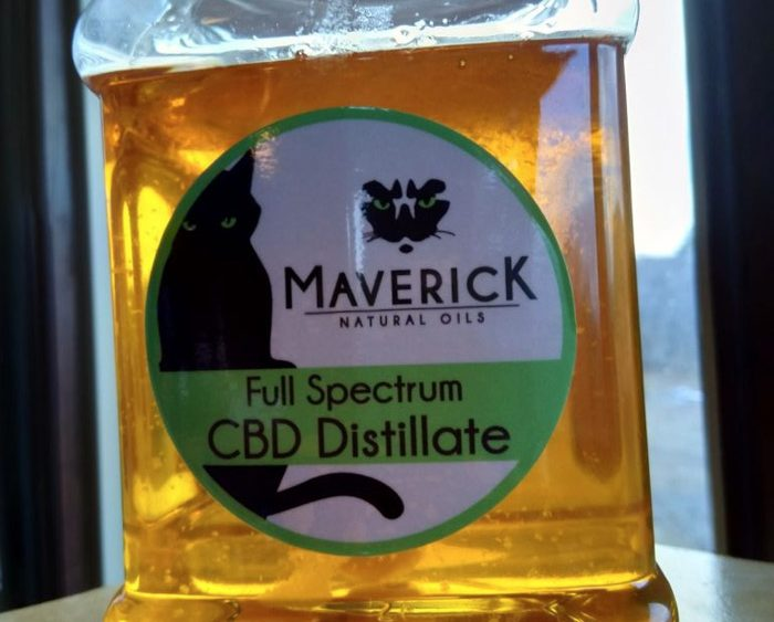 Full Spectrum Crude & CBD Distillate Available