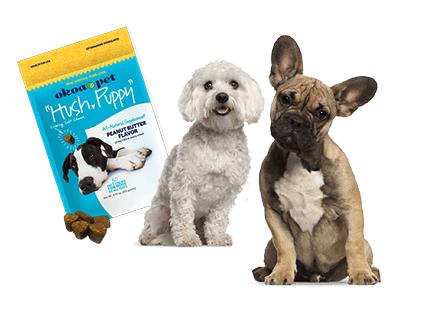 """Hush Puppy"" Calming Soft CBD Dog Chews"