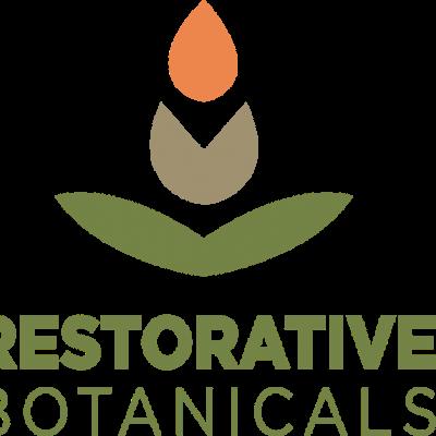 Restorative Botanicals premium Full Spectrum Organic Supplements, now with your label!