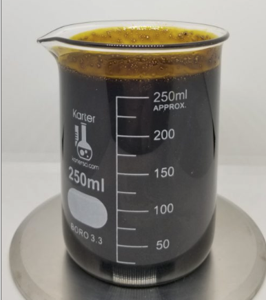 60-63% Crude CBD Oil Decarboxylated