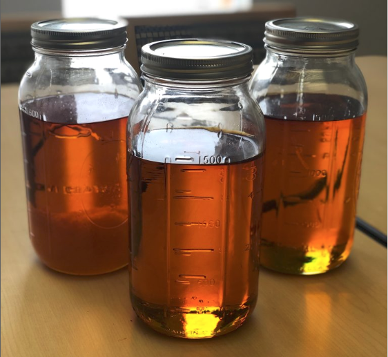 Full Spectrum Distillate Oil 80%-90%CBD