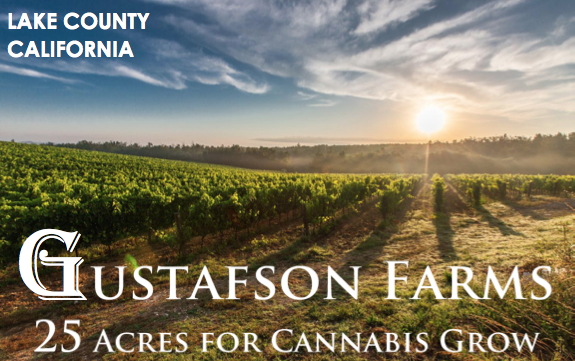 Reserve your cultivation acreage now and grow your cannabis in our licensed Northern California Farm