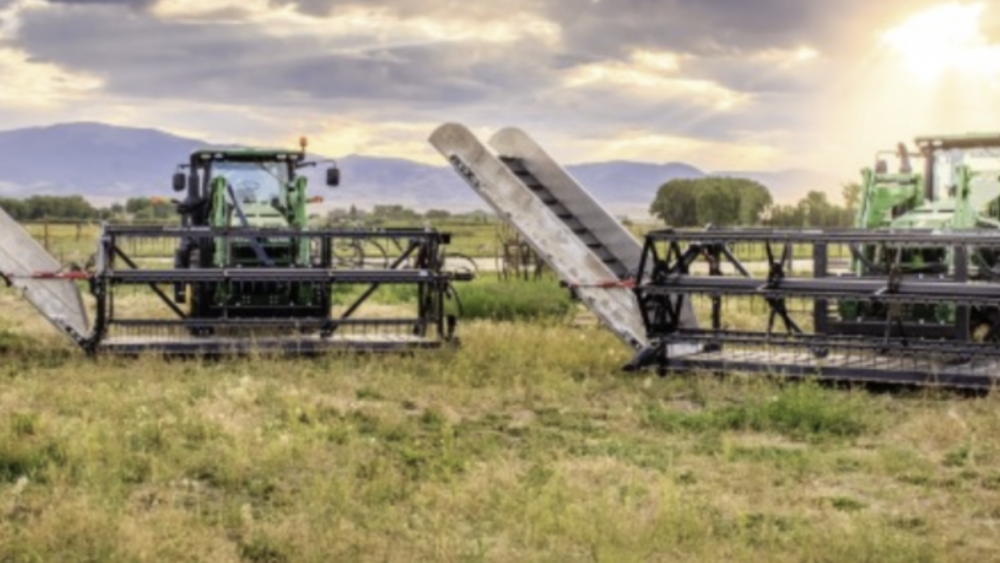 For Sale - 2019.5 Model Year Clean Cut Hemp Harvester