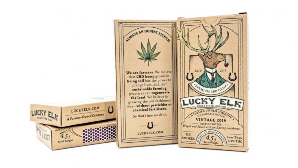 Lucky Elk Pre-Rolls 6 PK | 4.5 g Premium Flower | Customer Favorite | Wholesale Pricing