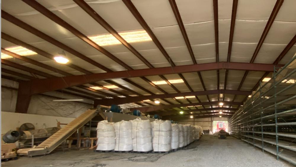 $2/lb Hemp Biomass 6-8% CBD in Oregon
