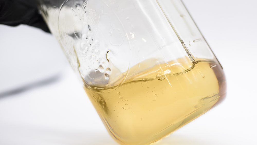 Clear Gold D8 Distillate -- Very Color Stable Product!!!