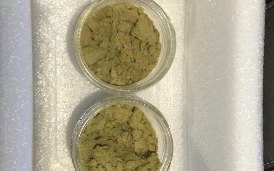 HIGH CBD Hemp POLLEN 100% VIABLE ---  AVAILABLE NOW!!!!!